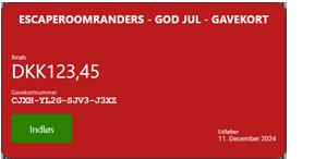 Jule Gavekort